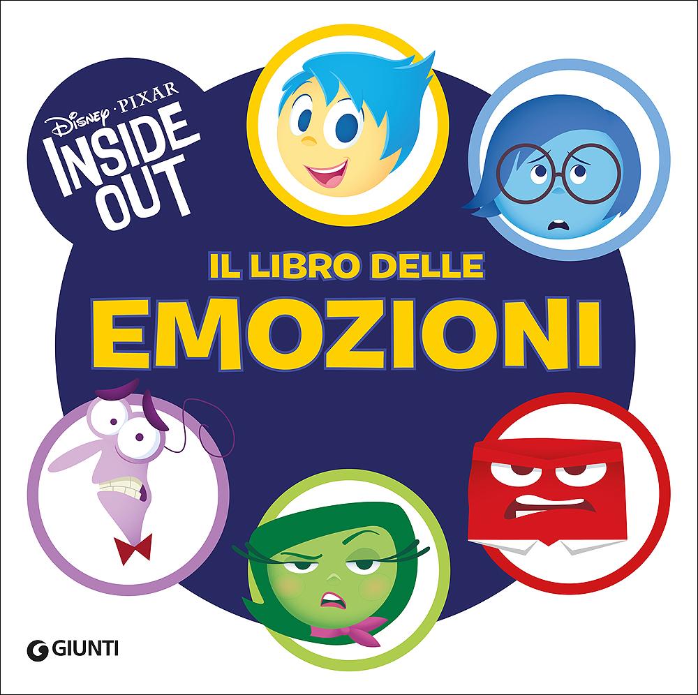 Super Inside Out. Il libro delle emozioni TR88