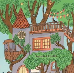 Kit e concorso la mia casa sull 39 albero for Planimetrie della casa sull albero