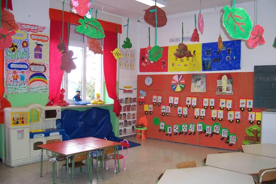 Luoghi che accolgono for Idee per l accoglienza nella scuola dell infanzia