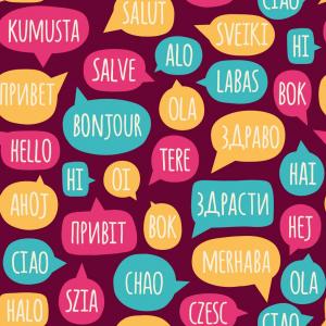 lingue da tutto il mondo