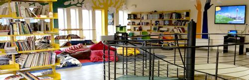 Biblioteche scolastiche innovative l azione 24 del pnsd for Arredi per biblioteche
