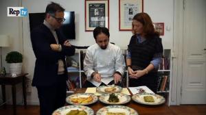 chef mensa scolastica Vito Mollica