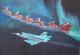 Allarme! I caccia americani intercettano… Babbo Natale!?