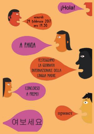 festa lingua madre pavia
