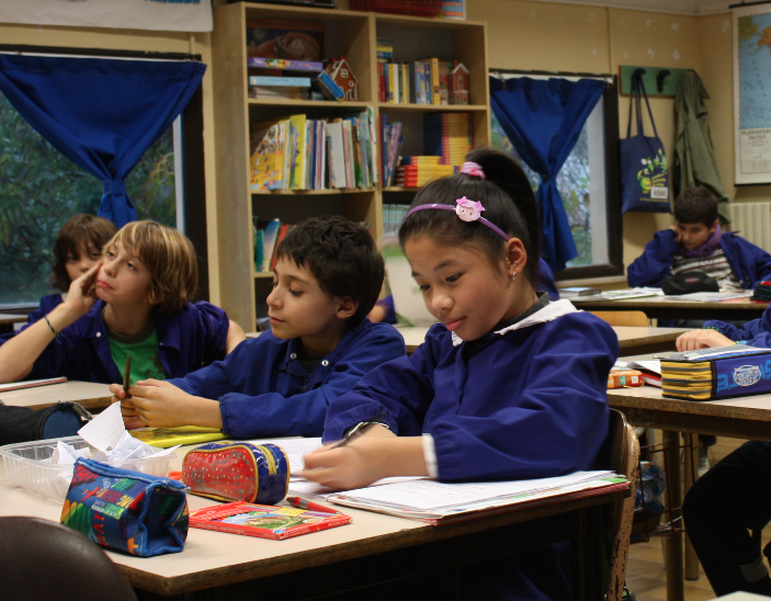 bambini primaria stranieri bilingui