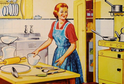 NIDI cucina vintage mamma