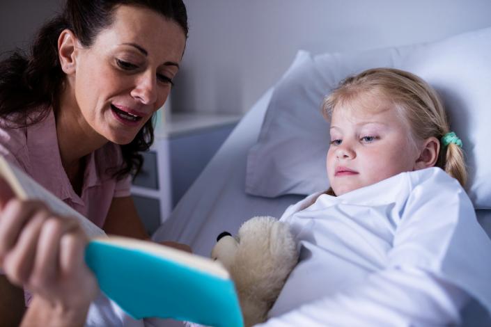 bambina ospedale ©wavebreakmedia:Shutterstock
