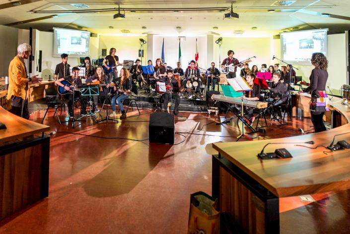 orchestra golfo mistico