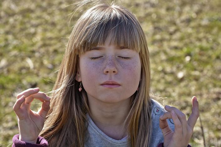 bambina mindfulness