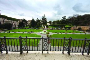 Citt Del Vaticano Giardino Quadrato