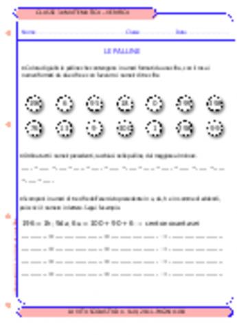Prove Di Verifica Per Il Primo Quadrimestre Matematica Classe 3