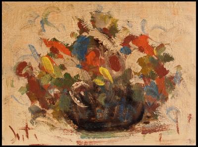 Alvaro Danti - Vaso di fiori