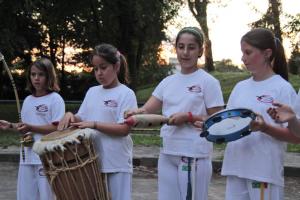 Capoeira a scuola