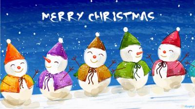 Frasi Di Buon Natale In Inglese.Merry Christmas