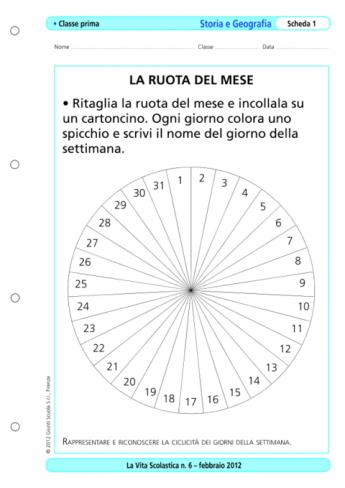 Punti Di Vista Diversi Per Tempo E Spazio La Vita Scolastica
