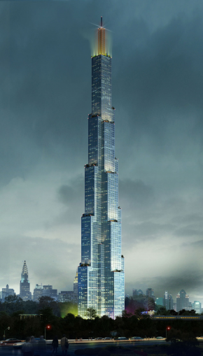 Geoblog rewind cina il sogno interrotto del grattacielo for Grattacielo piu alto del mondo