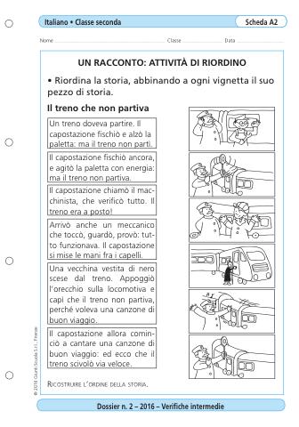 Verifiche Intermedie Italiano Classe 2 La Vita Scolastica