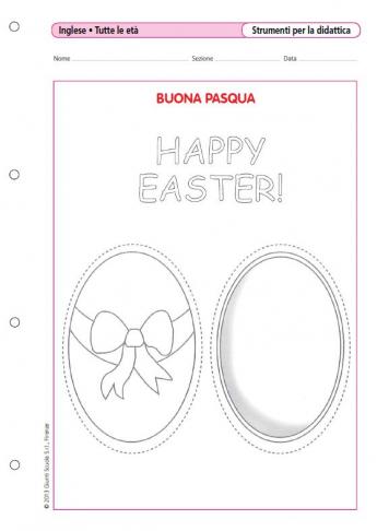 Buona Pasqua Happy Easter La Vita Scolastica