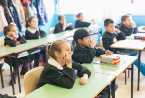 alunni stranieri classe primaria