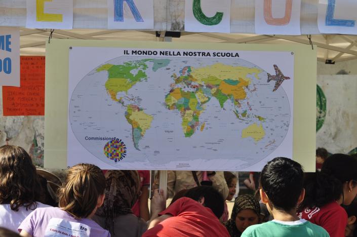 intercultura scuola mondo