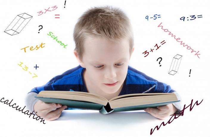 bambino primaria valutazione