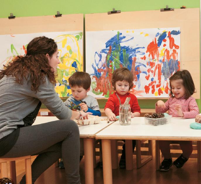 NIDI 5 2017 bambini educatrice arte