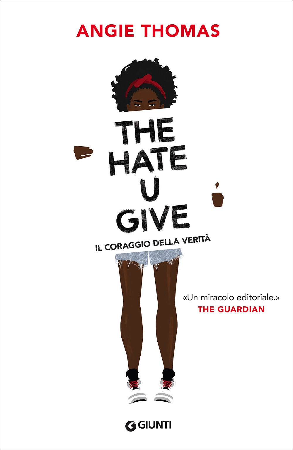 The Hate U Give is based on author Angie Thomas critically acclaimed young adult novel Protagonist Starr Carter portrayed in the film by actress Amanda