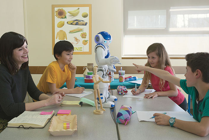 nao_primaria robot campustore