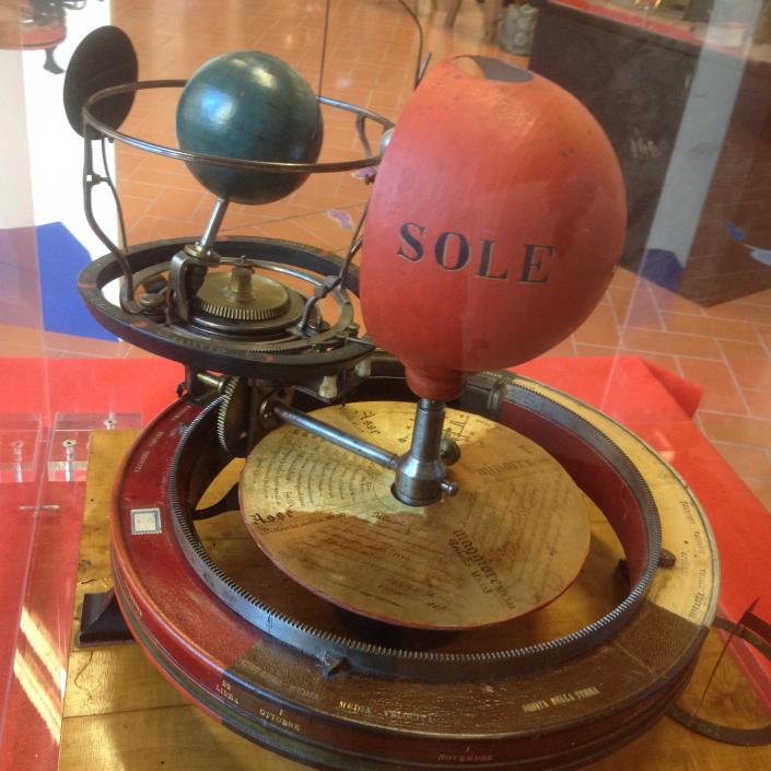 franco lorenzoni sole astronomia