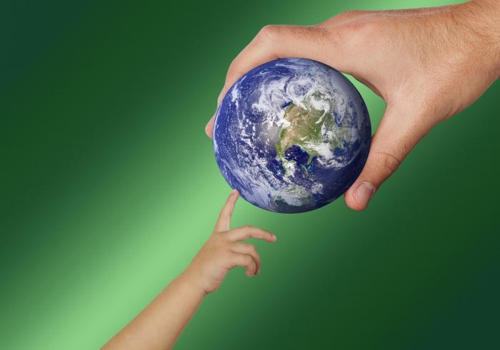 mondo giornata terra ambiente