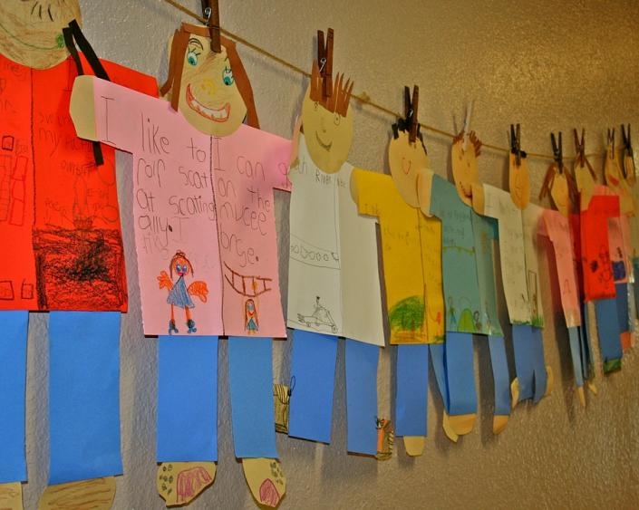 scuola elementare disegni bambini