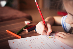 bambino ragionamento compiti scuola