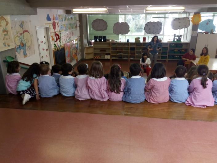 scuola infanzia gruppo foto Catia Gaiba