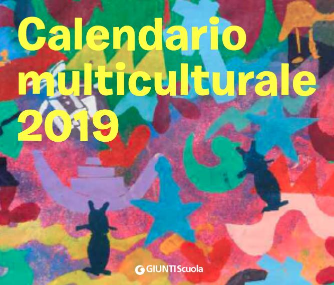calendario multiculturale 2019