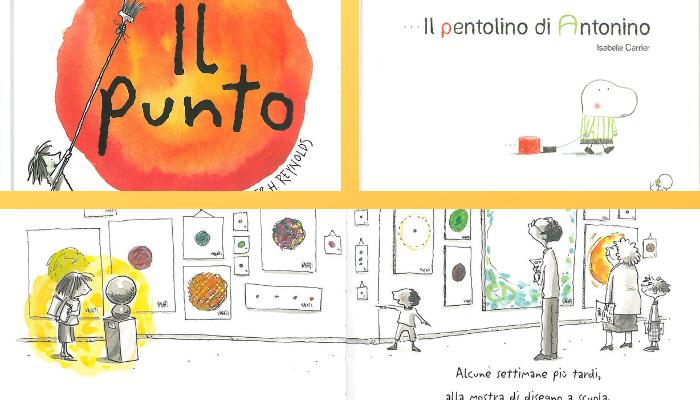 Lorenzo Luatti libri Antonino Punto