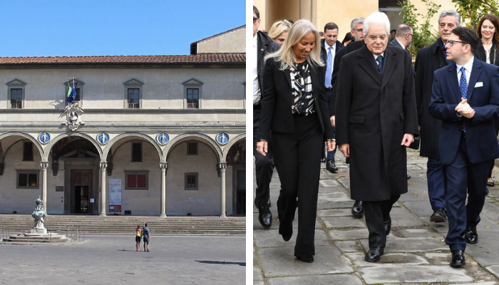 istituto innocenti Mattarella