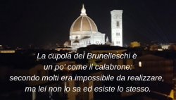 Cupola Brunelleschi Claudia Casini