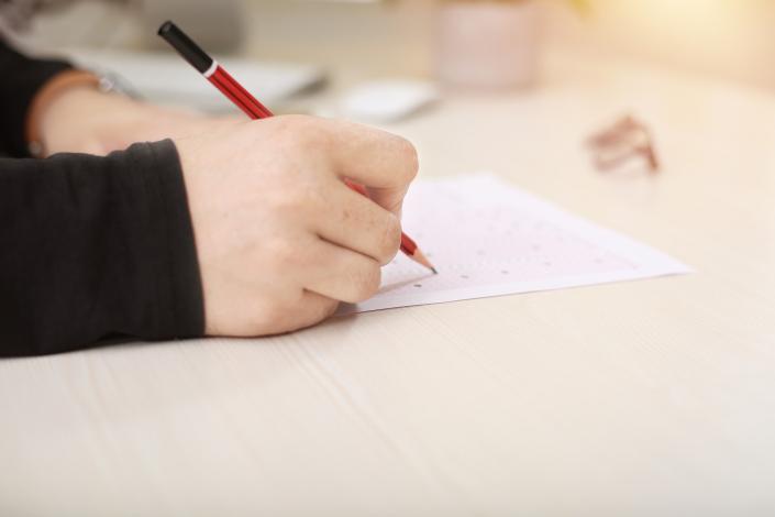 scrivere esame test ingresso