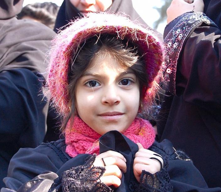 iran-bambino
