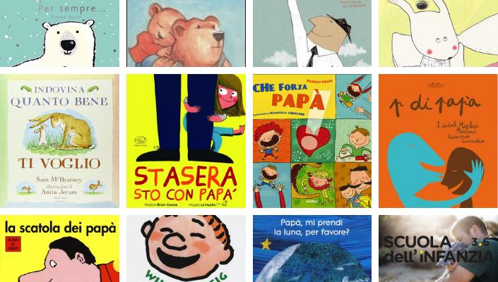 Festa papa 2019 libri si