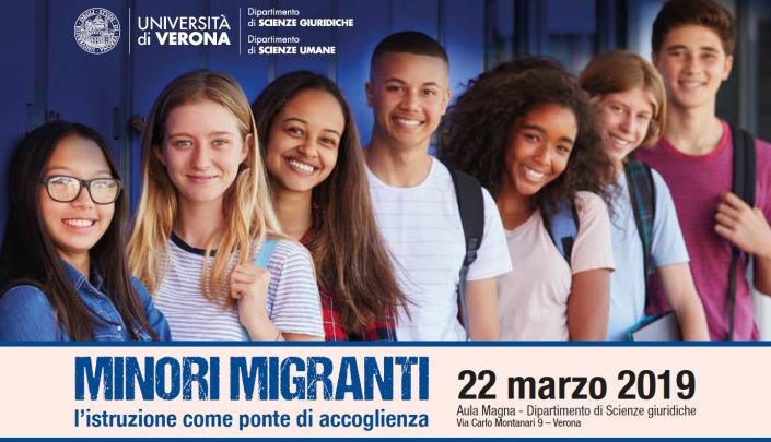 minori migranti verona marzo 2019