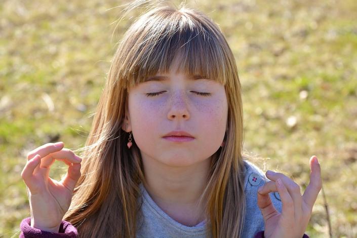 bambini silenzio mindufllness