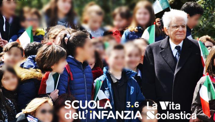Sergio Mattarella Vinci 15 aprile 2019