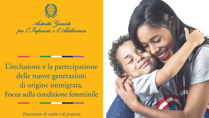 Inclusione partecipazione nuove generazioni