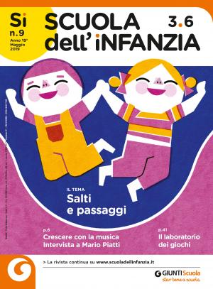 copertina SI 9 maggio 2019