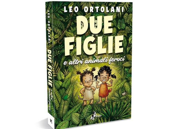 Due figlie Leo Ortolani