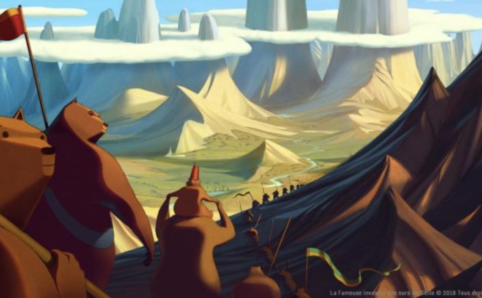 la famosa invasione degli orsi