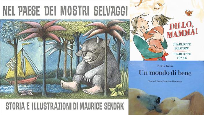 libri festa della mamma