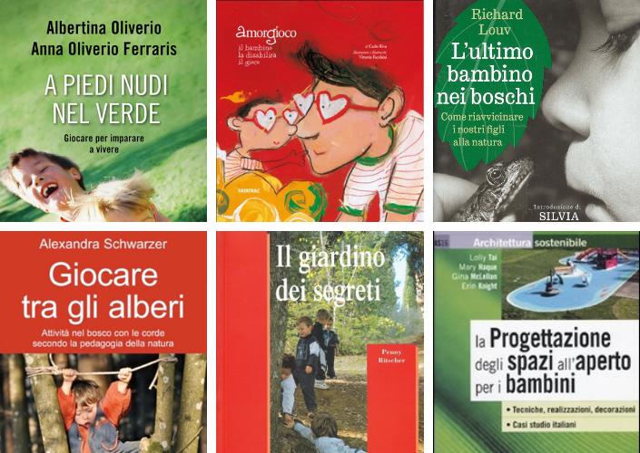 bibliografia scuola aperto giardino