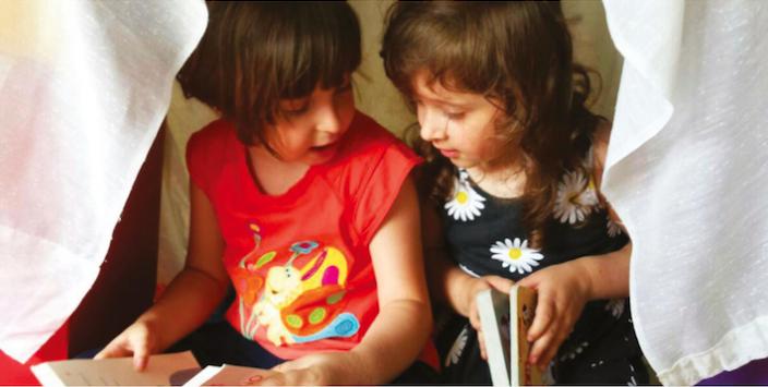 leggere libri lettura bambini
